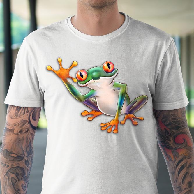 Hello Frog - Tulzo