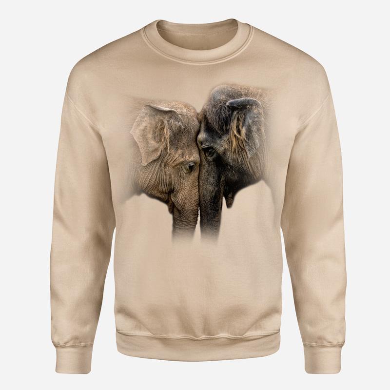 Zakochane Słonie - Tulzo