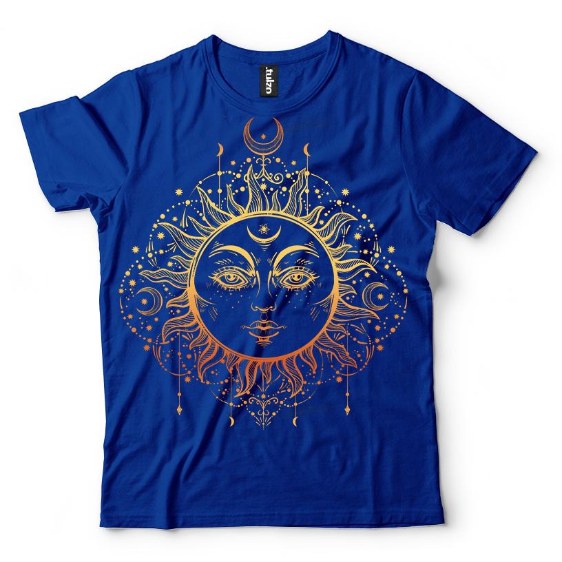 Bohemian Style Słońce - Tulzo