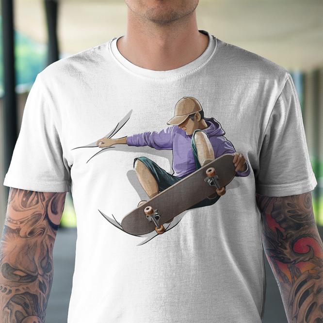 Skater - Tulzo