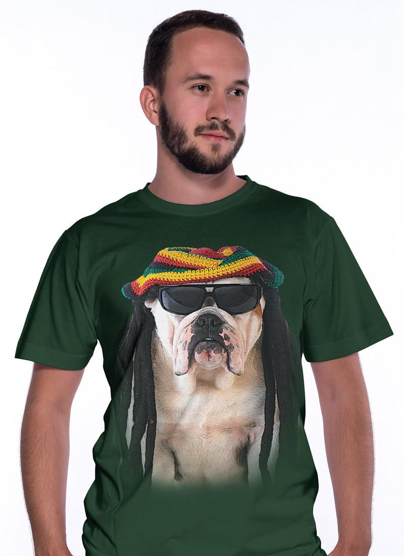 Pies Rasta - Tulzo