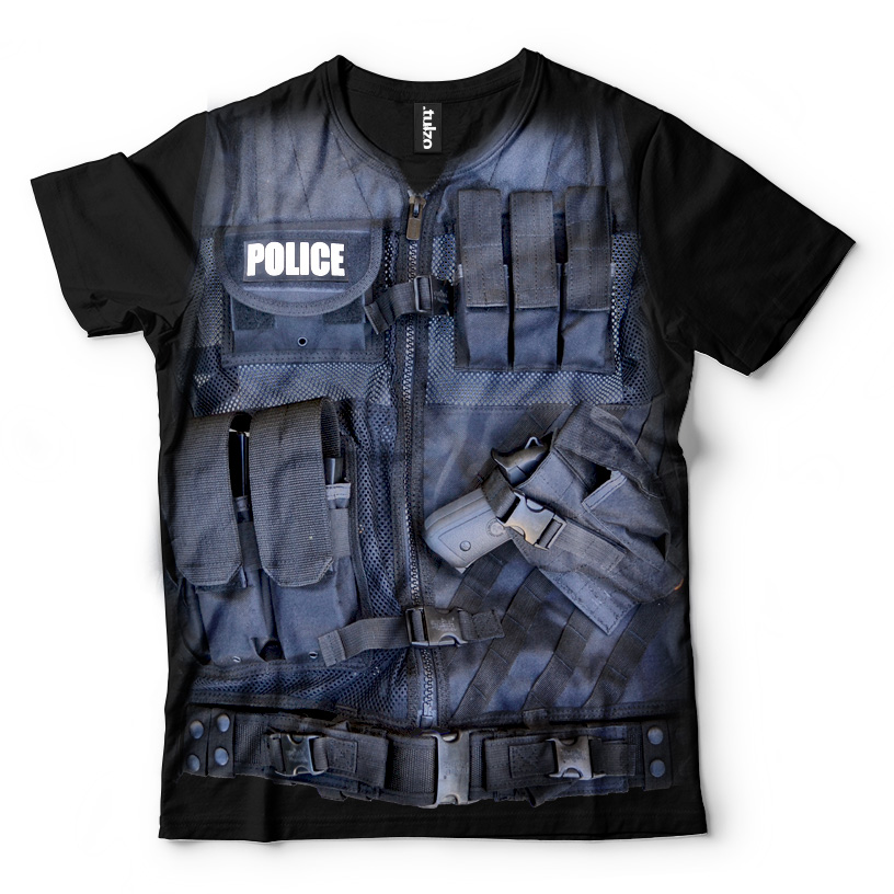 Police Vest - Tulzo