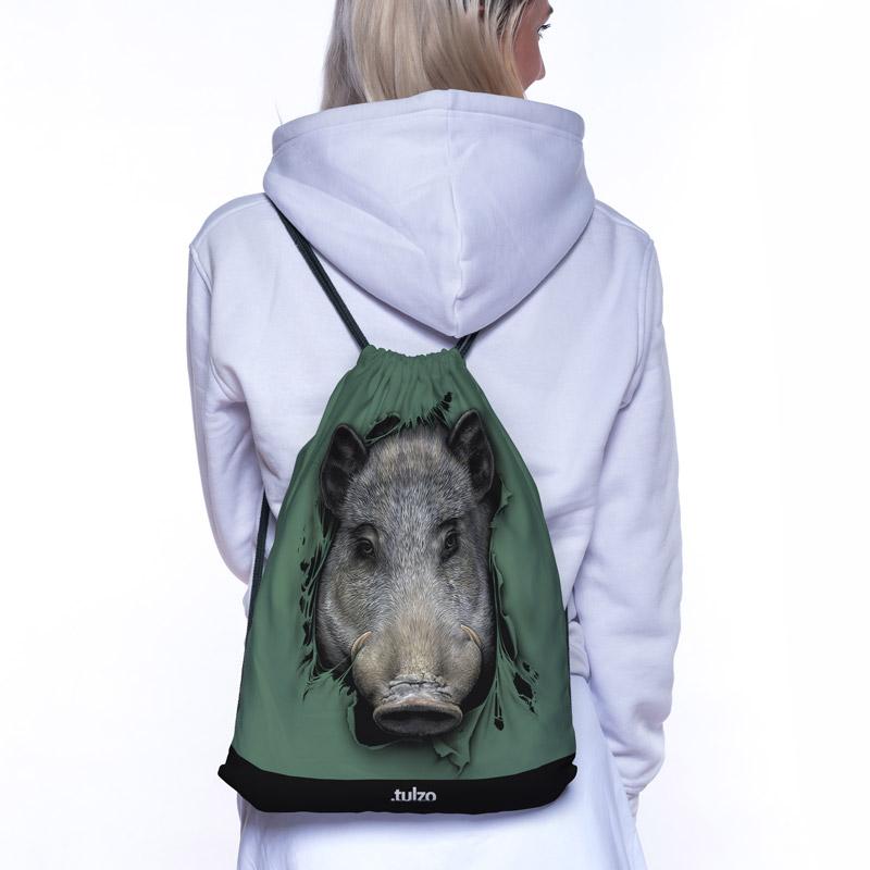 Plecak (worek) Dzik - Tulzo