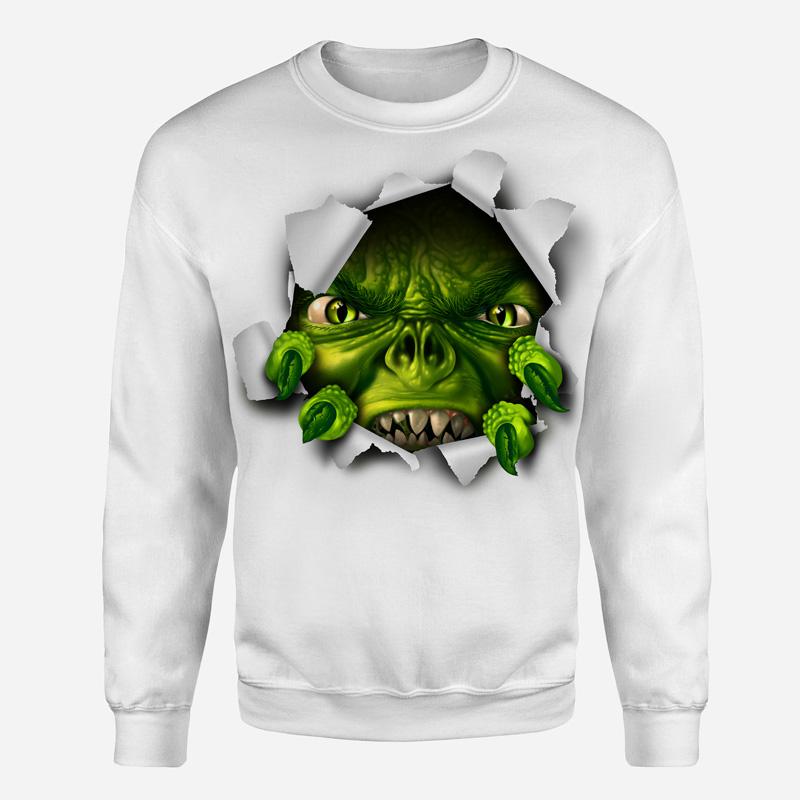 Zielony potwór - Tulzo
