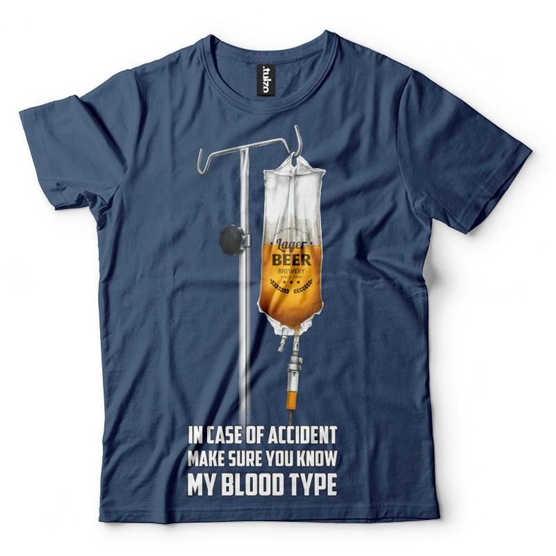 Beer Blood Type - Tulzo