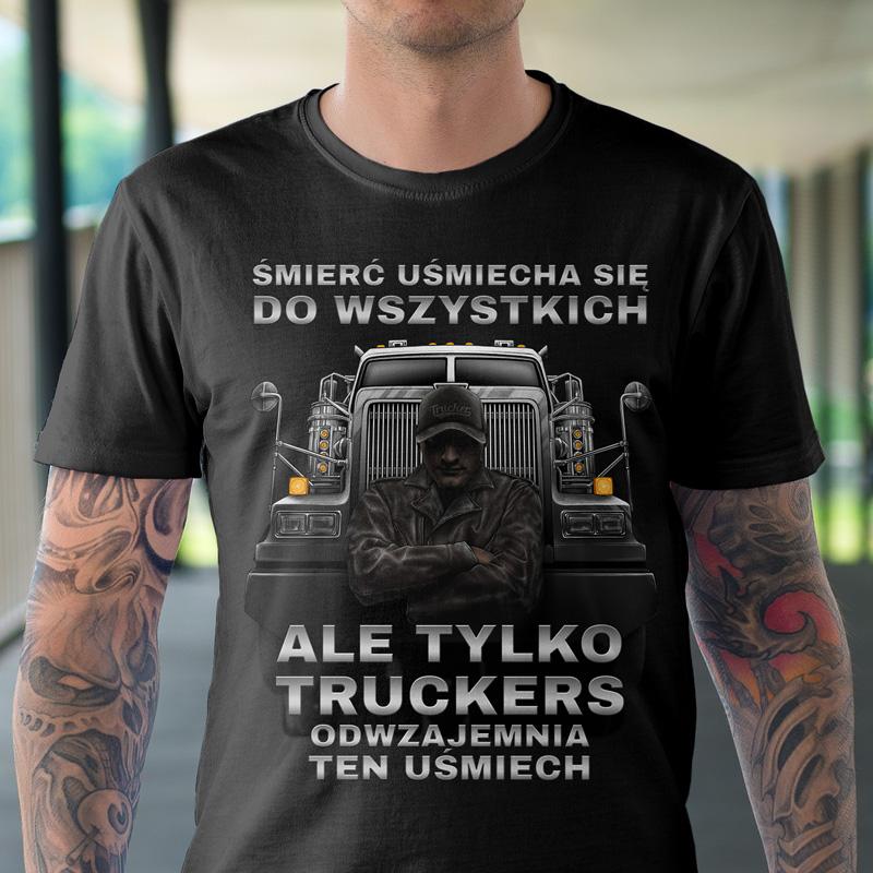 Kierowca ciężarówki - Tulzo