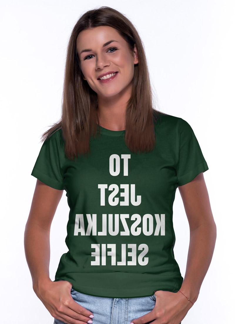 To jest koszulka selfie - Tulzo
