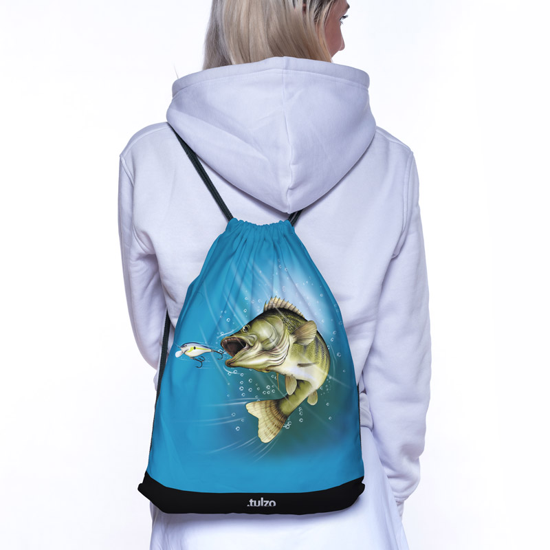 Plecak (worek) Ryba - Tulzo