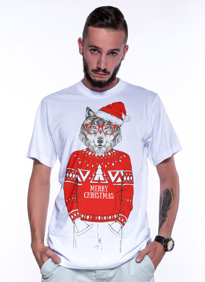 Zimowy wilk - Tulzo