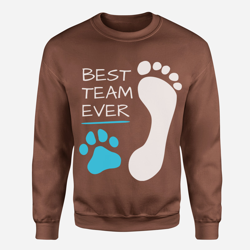 Blue Best Team Ever - Tulzo