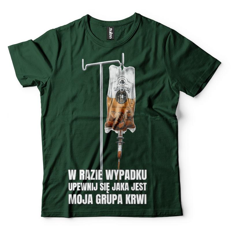 Grupa krwi - whiskey - Tulzo