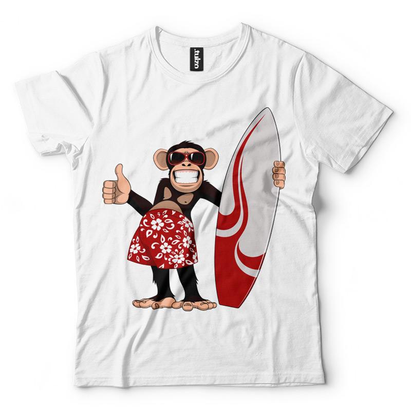 Szympans z deską - Tulzo