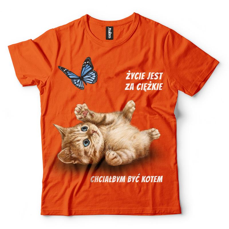 Chciałabym być kotem - Tulzo