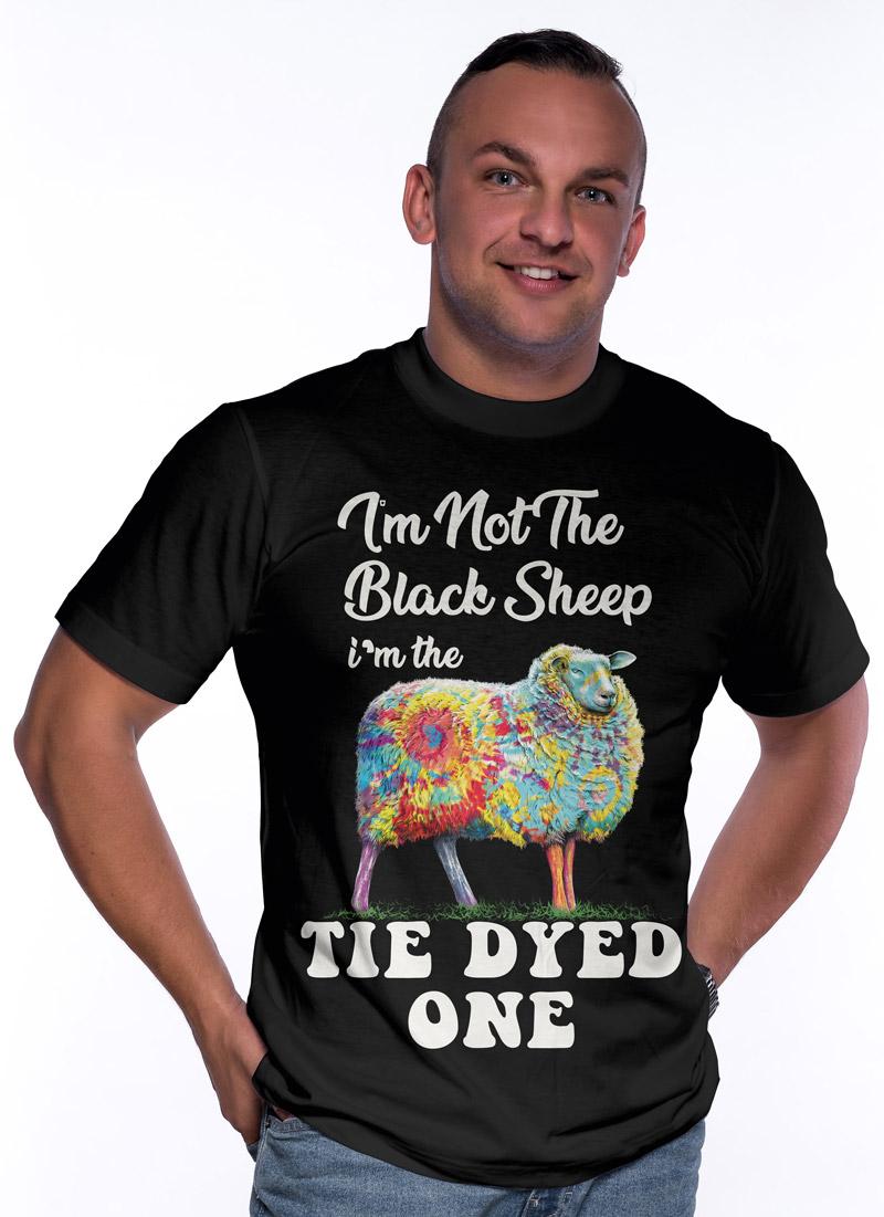 I'm not black sheep - Tulzo