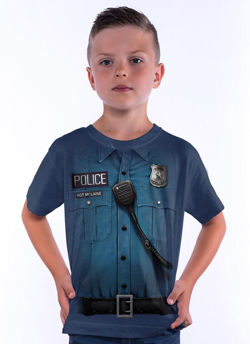Police uniform - Tulzo