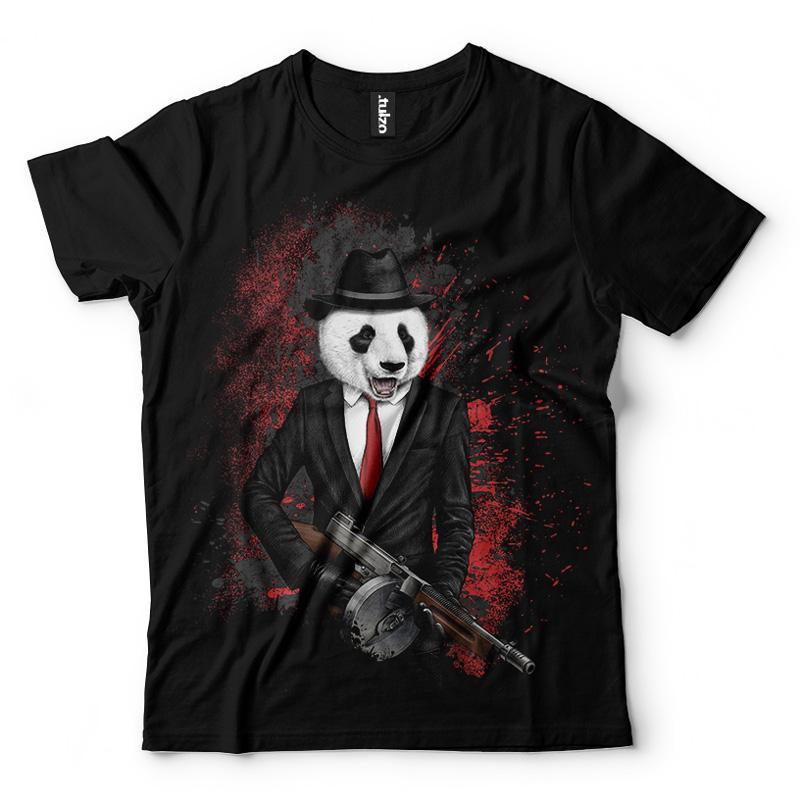 Krwawa panda - Tulzo