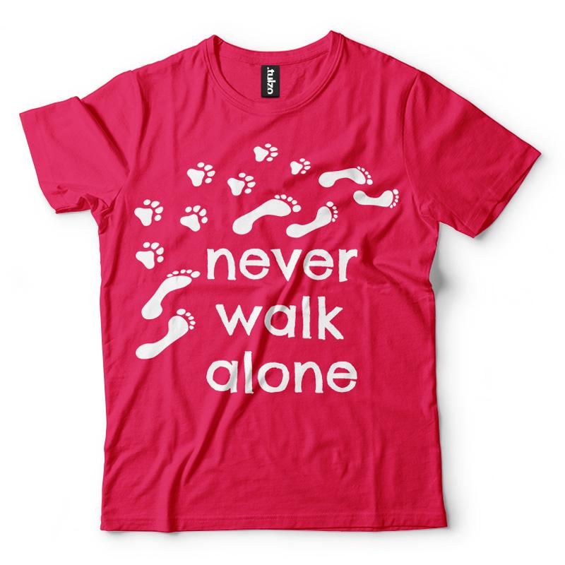 Never walk alone - Tulzo