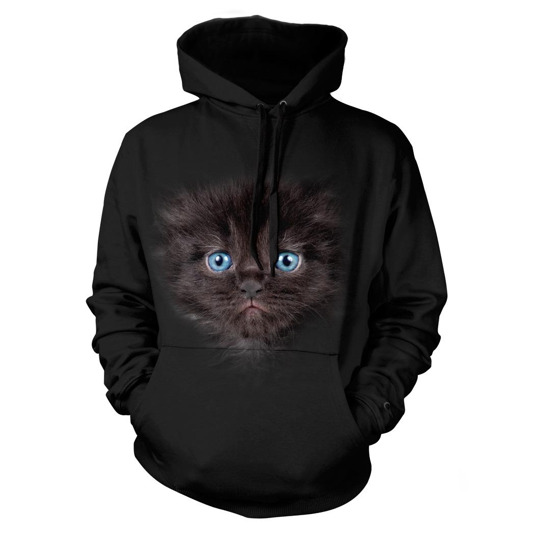 Mały Czarny Kotek - Tulzo