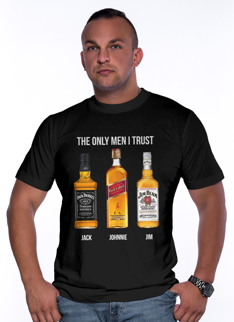 The only men I trust... - Tulzo