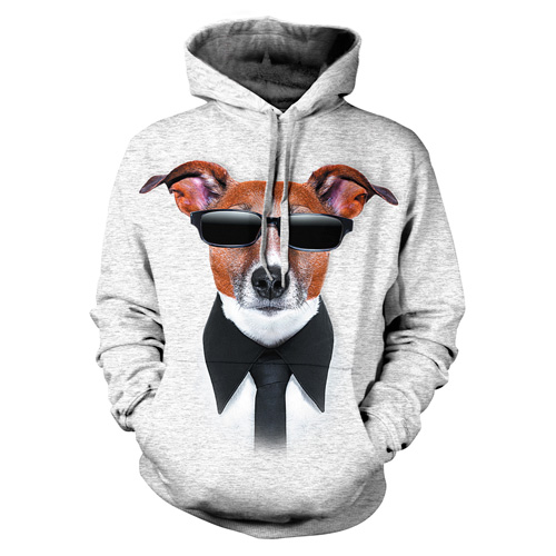 Pies w okularach - Tulzo