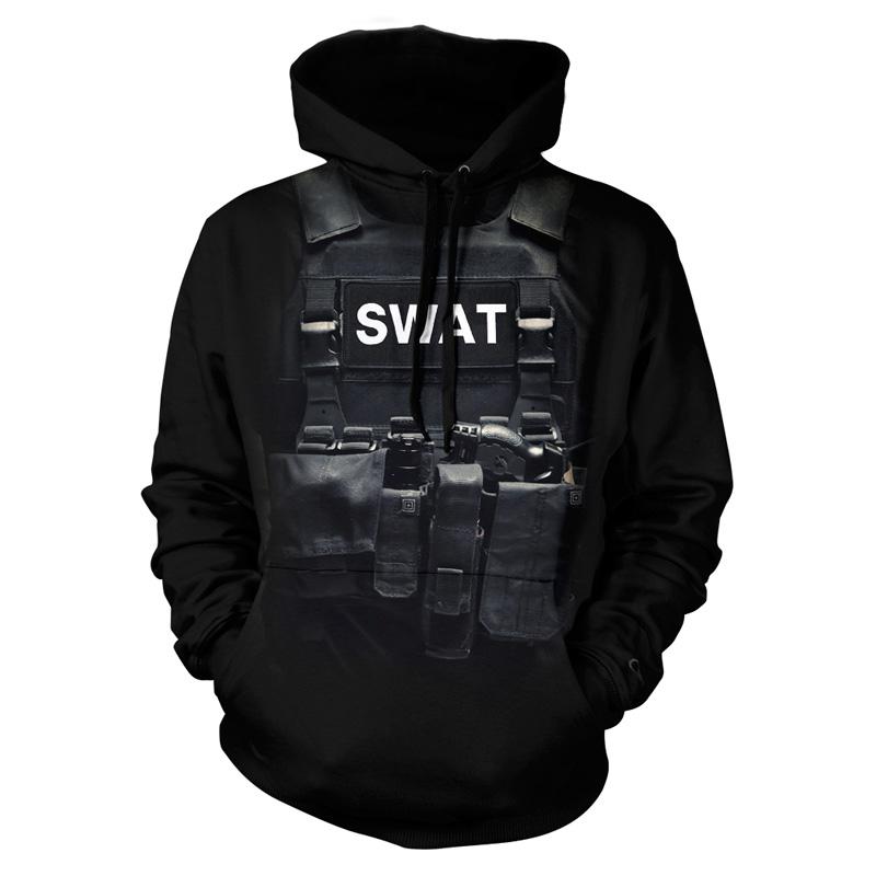 SWAT Vest-wyp - Tulzo