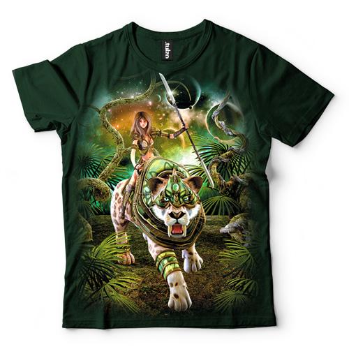 Waleczny Tygrys - Tulzo