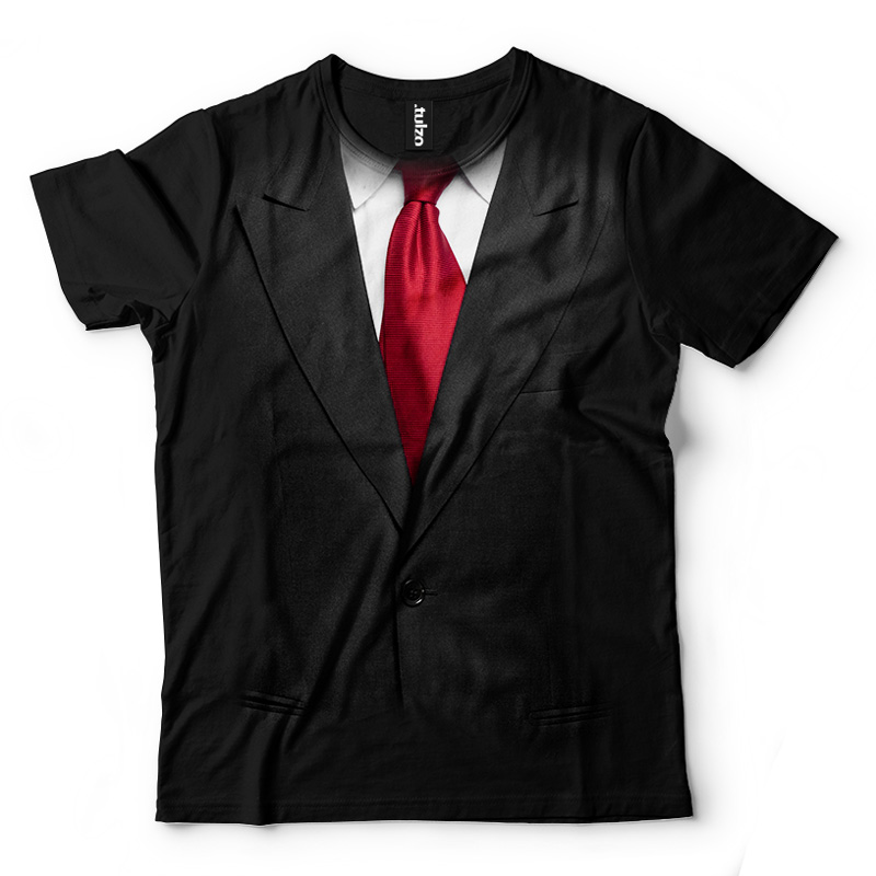 Czerwony krawat - Tulzo