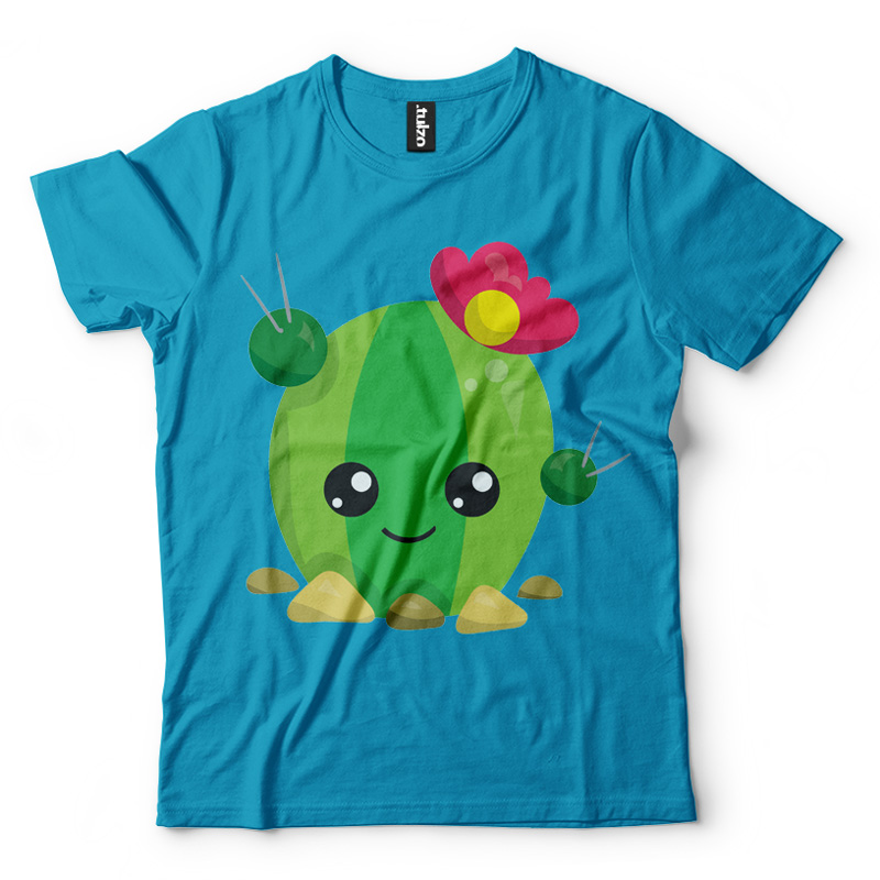 Kaktus dziewczynka - Tulzo