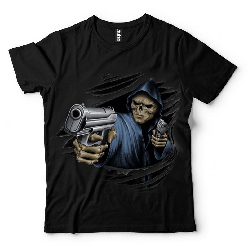 Śmierć z bronią - Tulzo