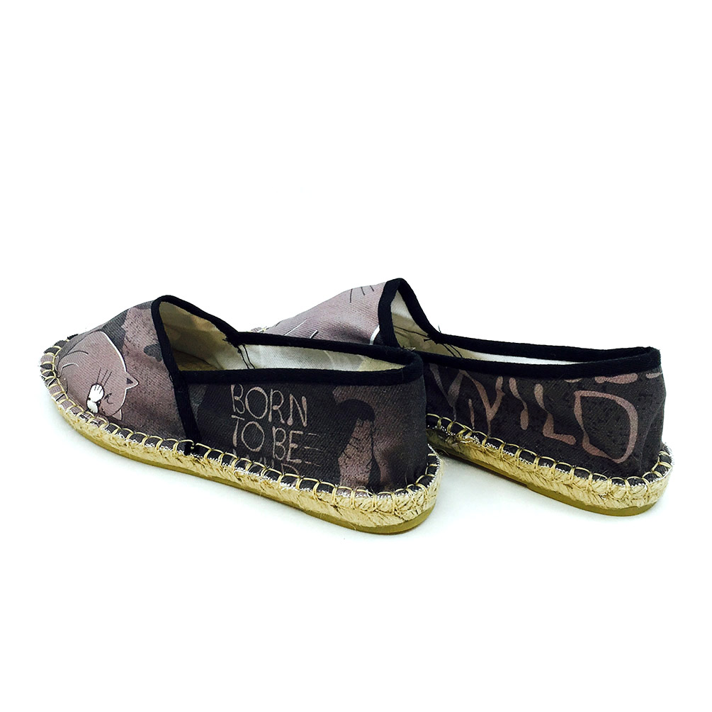 Espadryle Born to be Wild - Tulzo