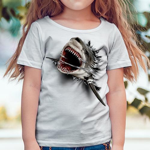 Shark Attack White - Tulzo