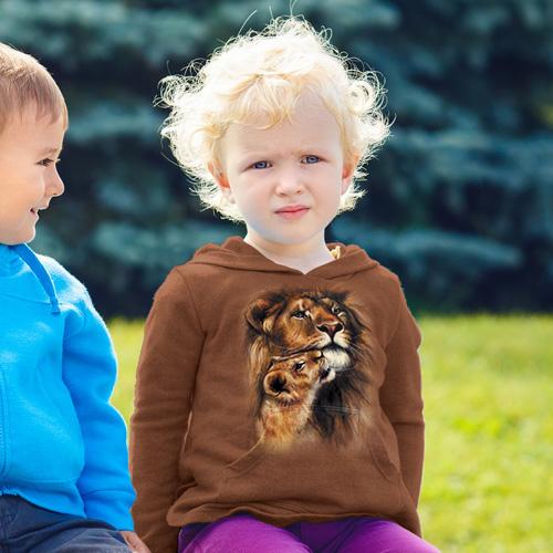 Lew i lwiątko - Tulzo