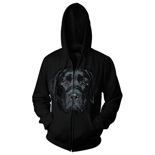 Czarny Labrador - Tulzo