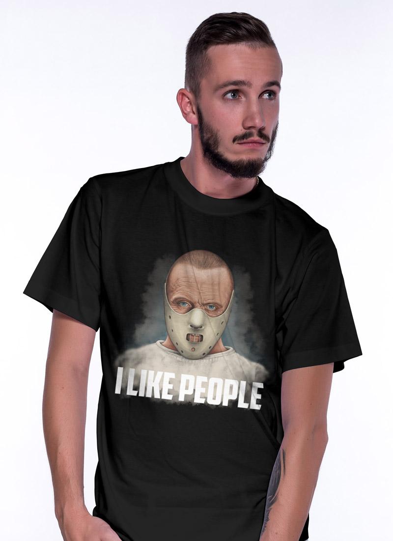 I like people - Tulzo