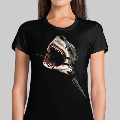 Shark Attack Black - Tulzo