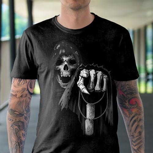 Koszulka Basic z Śmiercią You Are Next - Tulzo