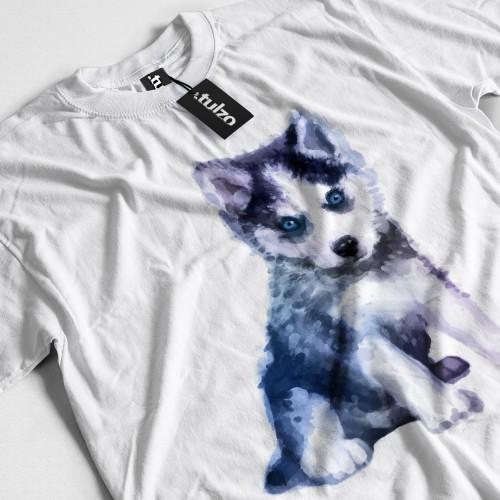 Koszulka z Alaskan malamute Tul-Art - Tulzo