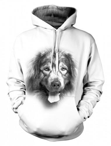 Bluza z Leonbergerem | Bluza | Bluzy | Bluzy 3D | Bluza 3D - Tulzo