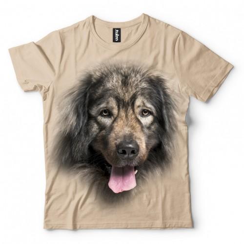 Koszulka z Leonbergerem - Tulzo