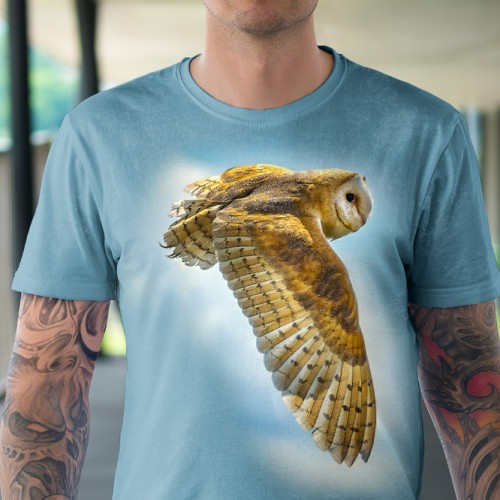 Koszulka z Sową - Tulzo