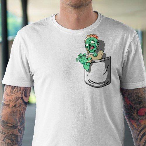 Koszulka z zombie - Tulzo