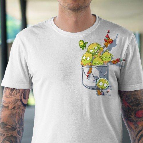 Koszulka z Kosmitami - Tulzo