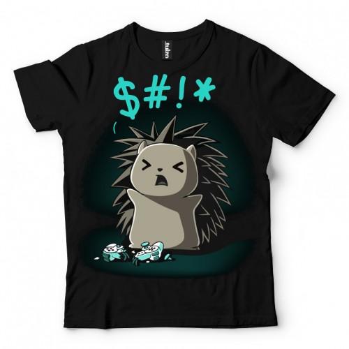 Koszulka ze złym jeżykiem - Tulzo