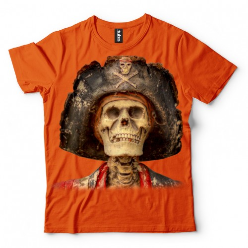 Koszulka Pirat - Koszulki i bluzy 3D, T-shirty, tshirty, koszulki 3D z nadrukiem, koszulki damskie, koszulki męskie, koszulka, koszulki - Tulzo