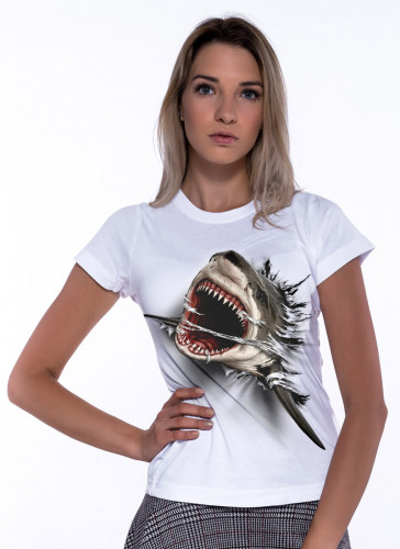 Shark Attack White - Tulzo