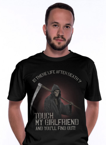 Life after death - girlfriend - Tulzo