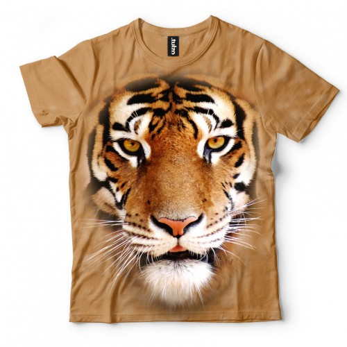 Koszulka z Tygrysem | Tygrys | Koszulki 3d | Koszulka 3d | t-shirt 3d | t-shirts 3d - Tulzo