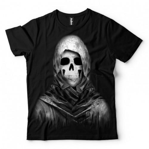Koszulka Basic z Niebieską Śmiercią - Tulzo