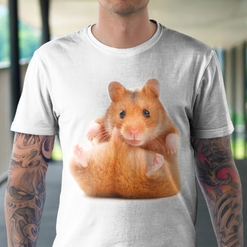 Koszulka z Chomikiem - Tulzo
