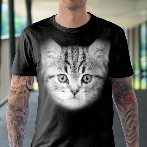 Koszulka Basic z Kotkiem - Tulzo